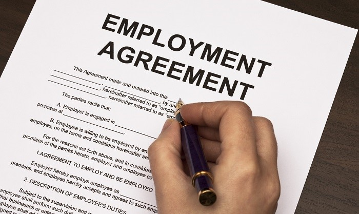 Employment Agreements and Letters Of Call
