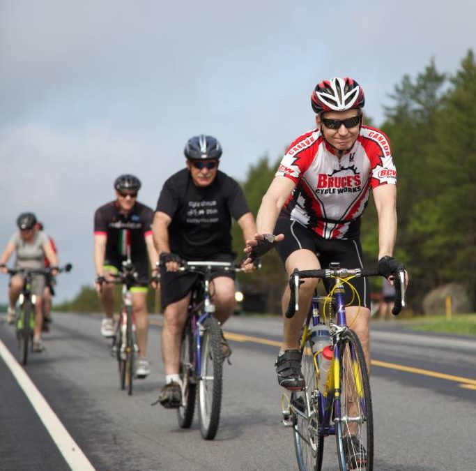 Join the Challenge: Luther VillageVirtual Bike-a-thon